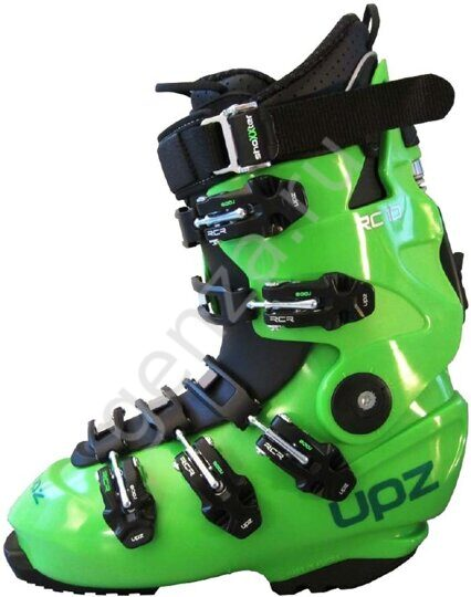 UPZ RC10 SHELL green