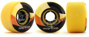 Колеса Hawgs Street` 62 mm