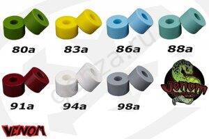 Амортизаторы Venom Super HRF Bushings