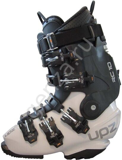 UPZ RC10 SHELL black/white