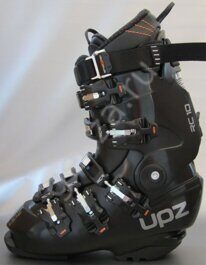 UPZ RC10 SHELL black