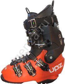UPZ RC10 FLO, black/orange